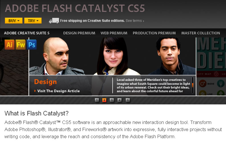 Flash_catalyst_announced