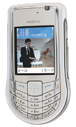 Nokia 6630 is a bad catch for DoCoMo ?? - Marco Casario